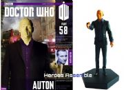 Doctor Who Figurine Collection #058 Auton Eaglemoss